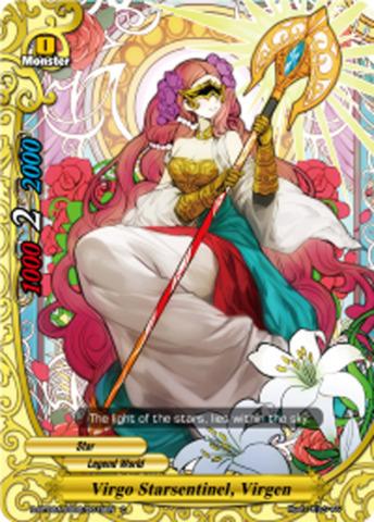Virgo Starsentinel, Virgen [D-BT02A-SS02/0015EN C] English