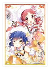 Is the order a rabbit? -Dear My Sister- Maya & Megu Vol.1479 HG Character Sleeve (60ct)