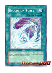 Evolution Burst - HA01-EN030 - Secret Rare - Limited