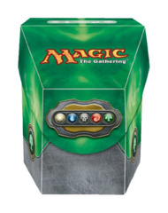 Magic the Gathering Commander Deck Box - Mana Green