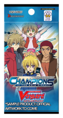 CFV-V-EB02 Champions of the Asia Circuit (English) Cardfight Vanguard V-Extra Booster Pack