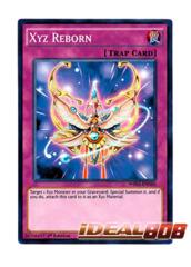 Xyz Reborn - WIRA-EN060 - Super Rare - 1st Edition