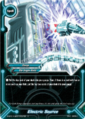 Electric Source [D-BT01A-EB01/0057EN C (FOIL)] English