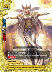 Valkyrie, Eruroon the Divine Will [D-BT03/0033EN R (FOIL)] English