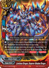 Limitless Dragon, Emperor Shadow Dragon [S-BT01A-UB03/0032EN C (FOIL)] English