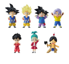 Dragon Ball Advarge EX -Dragon Children Vol.2- Figure Set (Set of 10) [#250634]