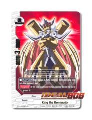 King the Dominator - BT01/0043EN (R) Rare