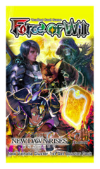 NV01 New Dawn Rises (English) Force of Will Booster Pack