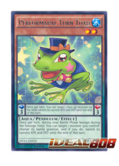 Performapal Turn Toad - DUEA-EN010 - Rare - 1st Edition