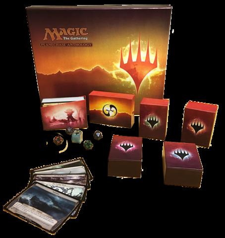 Planechase Anthology Gift Box Set