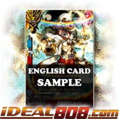 Recovery Warlock, Tohal [X-BT01A-CP01/0044EN C (FOIL)] English