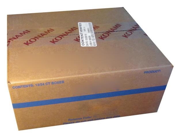 Phantom Rage (1st Edition) Yugioh Booster  Case [12 Boxes] * PRE-ORDER Ships Nov.06
