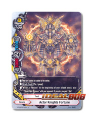 Actor Knights Fortune - BT04/0074EN (U) Uncommon