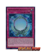 Dimension Reflector - MVP1-EN021 - Ultra Rare - 1st Edition
