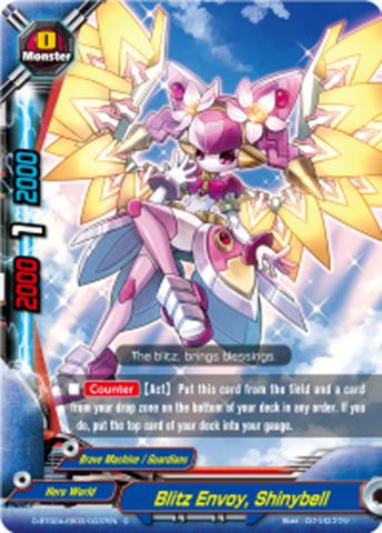 Blitz Enovy, Shinybell [D-BT02A-EB03/0037EN C (FOIL)] English