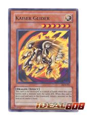 Kaiser Glider - DCR-051 - Ultra Rare - 1st Edition