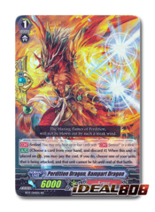 Perdition Dragon, Rampart Dragon - BT17/014EN - RR