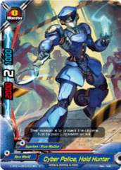 Cyber Police, Hold Hunter [D-BT01A-EB02/0046EN C (FOIL)] English