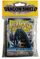 Dragon Shield Small Black (50ct)
