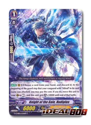 Knight of the Gale, Hudiplus - G-CMB01/030EN - C