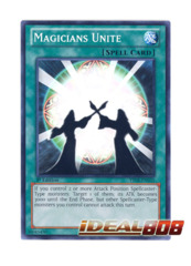 Magicians Unite - YSYR-EN035 - Common - 1st Edition