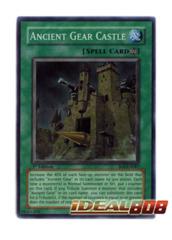 Ancient Gear Castle - SOI-EN047 - Super Rare - Unlimited Edition