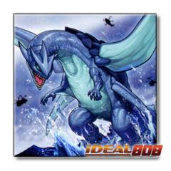 Gameciel, the Sea Turtle Kaiju - BLRR-EN075 - Secret Rare ** Pre-Order Ships Jun.29