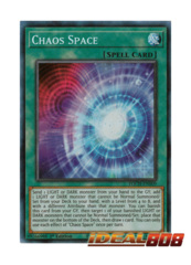 Chaos Space - TOCH-EN009 - Collector's Rare - 1st Edition