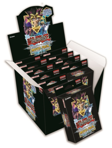 The Dark Side of Dimensions Movie Pack Secret Edition Display Box (10 SE Packs)