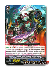 Pirate Swordsman, Colombard - G-TD08/006EN - RRR (Foil ver.)