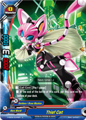 Thief Cat - H-EB02/0049 - U - Foil