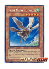 Prime Material Falcon - CRMS-EN082 - Secret Rare - 1st Edition