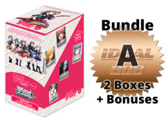 Weiss Schwarz BD/W73 Bundle (A) Bronze - Get x2 BanG Dream! Vol.2 Booster Boxes + FREE Bonus Items