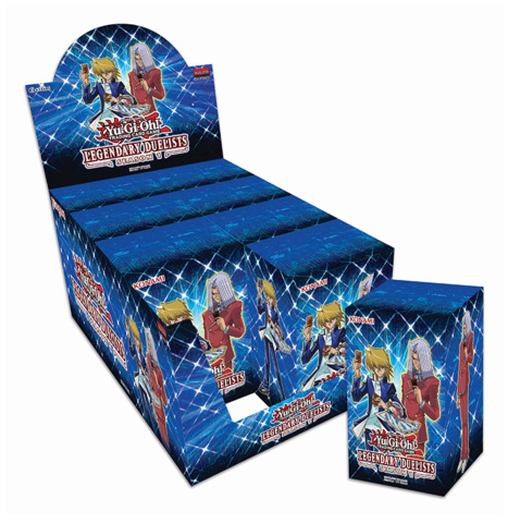 Legendary Duelists: Season 1  Display Box [8 Boxes]