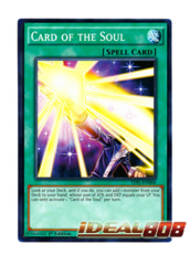 Card of the Soul - TDIL-EN068 - Common - 1st Edition