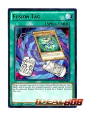 Fusion Tag - SHVI-EN066 - Rare - 1st Edition