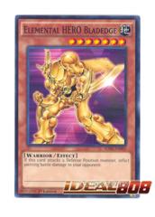 Elemental HERO Bladedge - SDHS-EN009 - Common - 1st Edition