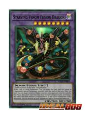 Starving Venom Fusion Dragon - FIGA-EN060 - Super Rare - 1st Edition