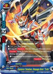 Explosive Takedown, Rampage Sonic