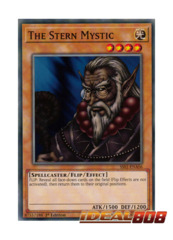 The Stern Mystic - SS01-ENA06 - Common - 1st Edition
