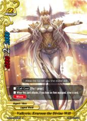 Valkyrie, Eruroon the Divine Will [D-BT03/0033EN R] English