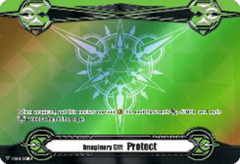 ▽ Imaginary Gift Marker [Protect II] Series II (2) Metallic Green - V-GM2/0031EN (FOIL) [V-BT06]