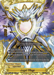 Angel Wings [S-CBT02/0077EN Secret (FOIL)] English