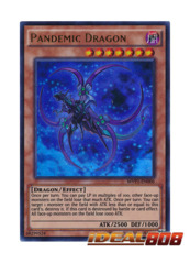 Pandemic Dragon - MVP1-EN006 - Ultra Rare - Unlimited Edition