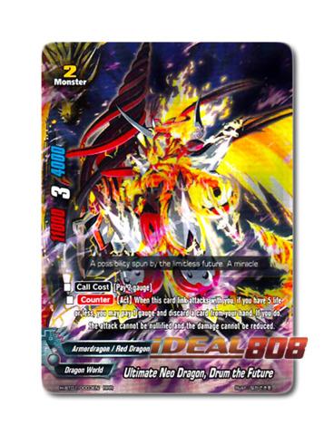 Heim Buddyfight English H-BT01//0013EN RR Dekalfar Demon Swordsman
