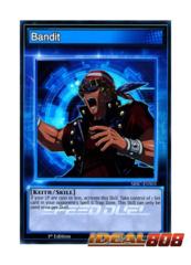 Bandit - SBSC-ENS03 - Super Rare - 1st Edition