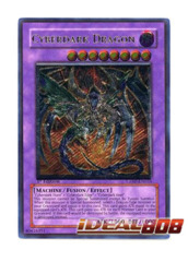 Cyberdark Dragon - CDIP-EN035 - Ultimate Rare - Unlimited Edition