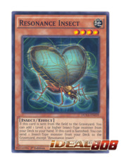 Resonance Insect - DUEA-EN039 - Common - 1st Edition