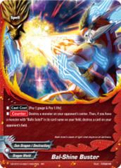 Bal-Shine Buster [X2-BT01A-SS01/0007EN RR (FOIL)] English