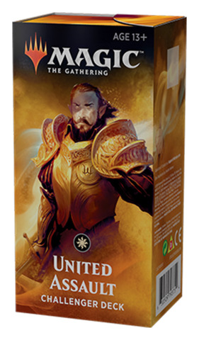 Challenger Decks 2019 Deck - United Assault